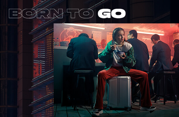 Born To Go